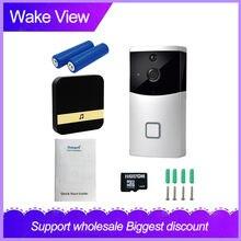 Wakeview умный беспроводной wifi видео дверной звонок Интерком