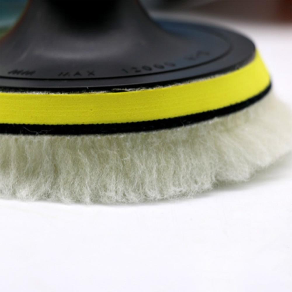 esponja de polimento enceramento polimento polimento pad 8 pcs set tampao carro polones novo