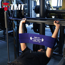 Sling Bench-Press Support-Band-Powerlifting Weightlifting Power-Strength Fitness TMT