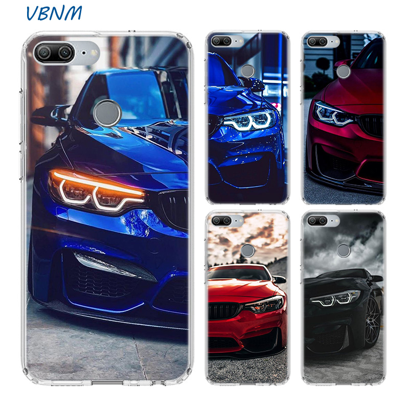 <font><b>Blue</b></font> Red for Bmw Bags Silicone Phone Back <font><b>Case</b></font> For Huawei <font><b>Honor</b></font> 20 Pro 8X <font><b>9</b></font> 10 <font><b>lite</b></font> 9X 8A 8C 8S V20 20i Y5 Y6 Y7 Y9 2019 Cover image