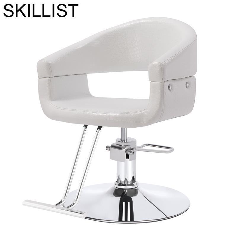 Sedia Sessel Schoonheidssalon Nail De Cabeleireiro Beauty Furniture Salon Cadeira Barbershop Barbearia Barber Chair