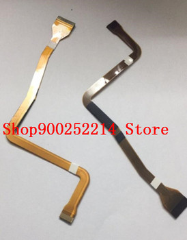 2PCS/ NEW LCD Flex Cable For Panasonic NV-MD10000 MD10000 Video Camera Repair Part