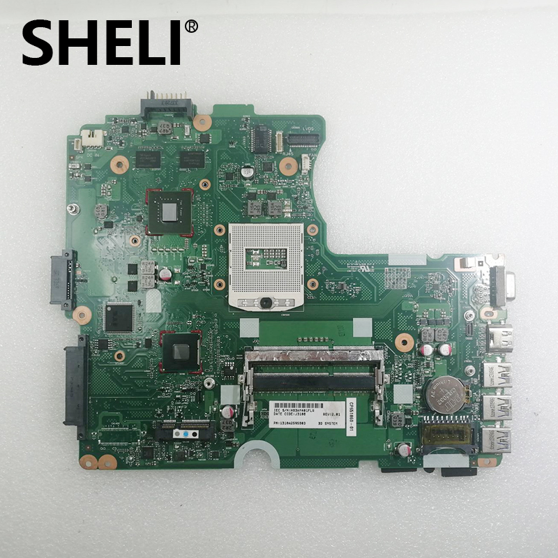 SHELI For AH544/G32 Laptop Motherboard 6050A2595201-MB-A01 100% Full Tested