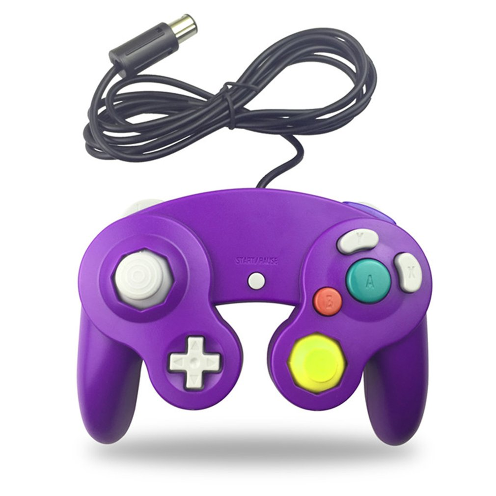 Gamepads Game Controller Pad Joystick for Nintendo Game Cube or for Wii kids Christmas gift