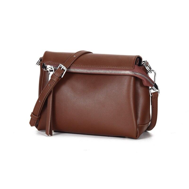 Soft Genuine Leather Luxury Handbags Women Bags Designer Woman Messenger Shoulder Crossbody Bags Fashion Classic Tote Bag C1260