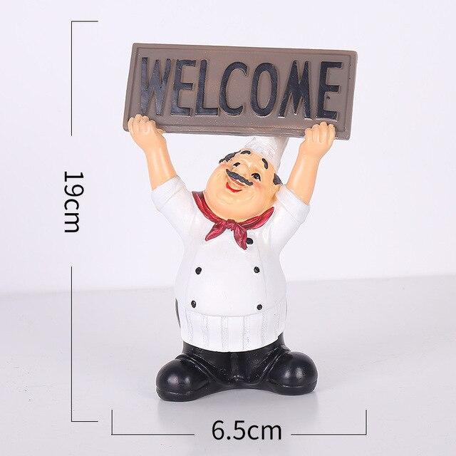 Купить скандинавский стиль кафе персонаж изделия из смолы статуя украшение картинки цена