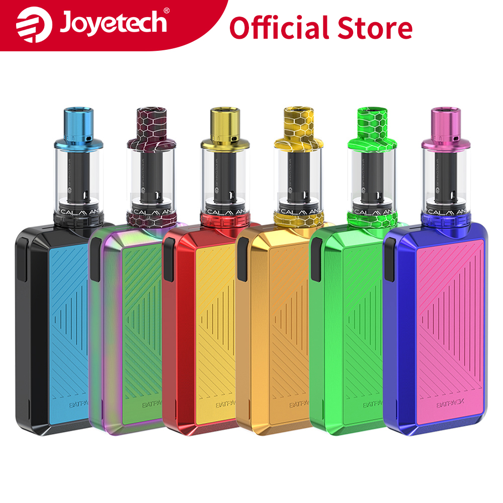 Warehouse Original <font><b>Joyetech</b></font> BATPACK Kit With Joye ECO D16 Atomizer 2.0ml Capacity in <font><b>0.5ohm</b></font> <font><b>BFHN</b></font> MTL. Head E Cigarette image
