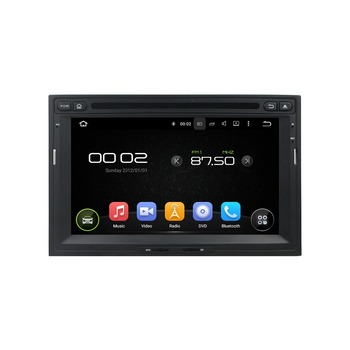 6 Core 7 Android 10.0 Car Radio For PEUGEOT 3008/5008 Partner 2010-2016 4+64GB Audio PX6 Stereo 4+32GB DSP Multimedia Player image