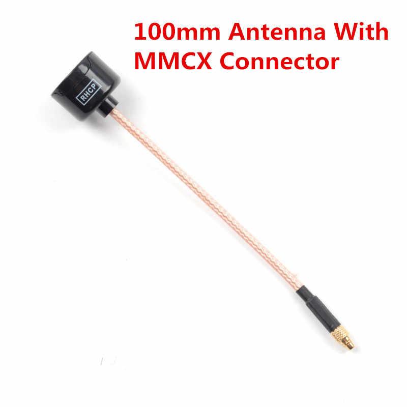 1/2 個 5.8 2.4ghz 2.5dBi RHCP ミニロリポップアンテナ/SMA/MMCX コネクタ Fpv レーシング Rc ドローンスペアパーツ Diy アクセサリー