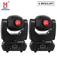 60W moving head light with 3face prism led moving head stage light disco light Professional DJ DMX Stage Light (2pcs/lot)