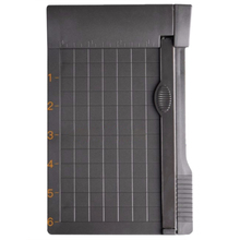 Stationery Paper-Cutter Guillotine Cutting-Supplies Photo-Paper Ruler Office Universal