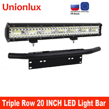 Led Light Bar 20inch 420W Led Work Light Combo beams Light Bar for Car Tractor Boat OffRoad 4x4 Truck SUV ATV 12V 24V