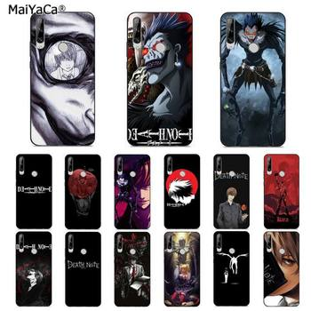 MaiYaCa Death Note Ryuk kira Phone Case Cover for huawei Y 7S 7 PRO 9 6 Y5 PRIME 2018 Y7 9 5 6 PRO 2019 image