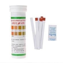 Высокая точность рН тестовая бумага слюна полоски воды тест ing индикатор щелочной кислоты