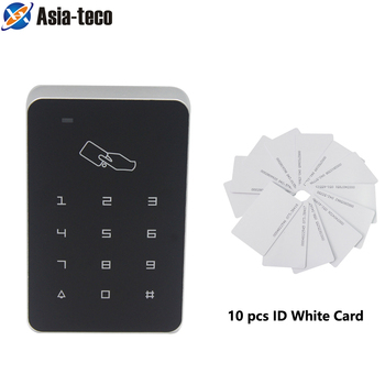 125khz RFID Digital Keypad Access Control System Door Lock Controller RFID card reader w/ 10pcs TK4100 key цена 2017