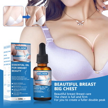 Breast Enhancement Essential Oil Bigger and Fuller Breast Shaper Breast Enlargement Essential Oil for Women