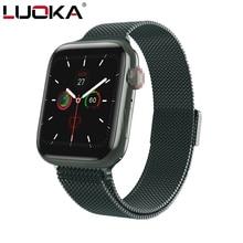 LUOKA iwo 9/ecg ppg smart watch men Heart Rate iwo 9 smartwatch iwo 8 Lite/iwo 1