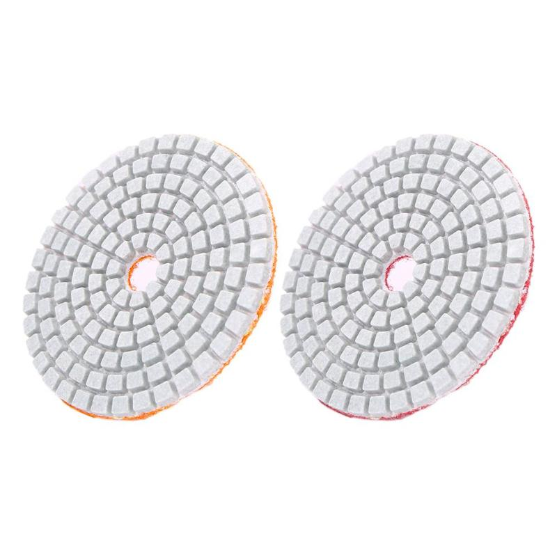 Diamond Polishing Pad Quartz Stone Marble Polishing Wheel Abrasive Tool Diamond Polishing Pad For Granite Marble Stone