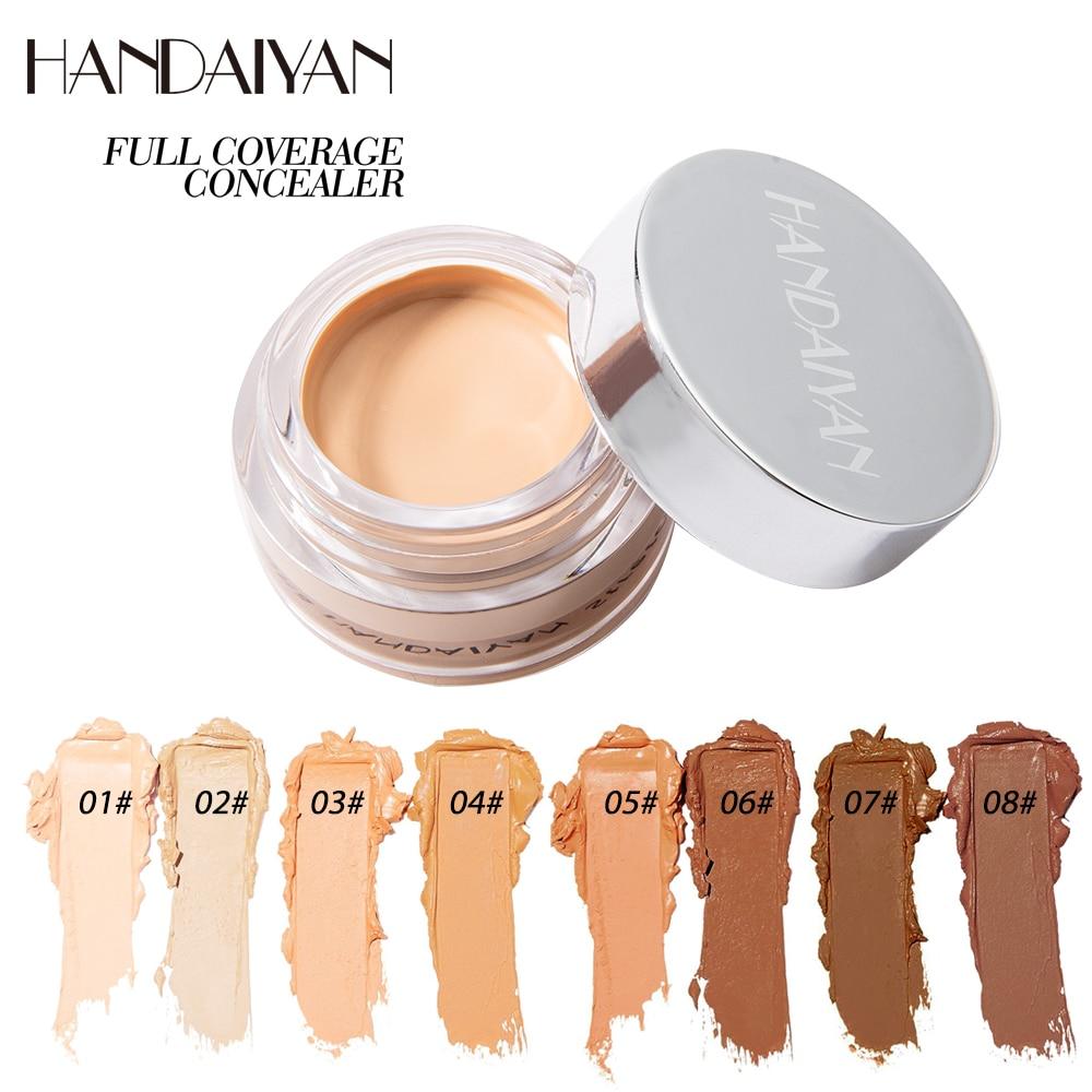 2020 Новое поступление, полностью закрытый консилер, крем, мягкая гладкая основа для макияжа, корректор, кремы, осветляющая кожу основа, косметика|Консилер|   | АлиЭкспресс