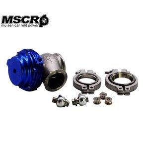 Image 2 - Compuerta de residuos externos MVS, 38mm, acero superior de aluminio, banda en V, colector Turbo de supercarga, 14PSI
