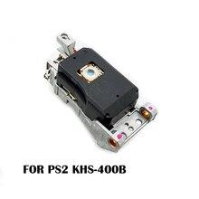 KHS 400B lente do laser óptico pick up head lens substituição para ps2 game console KHS 400B lente laser