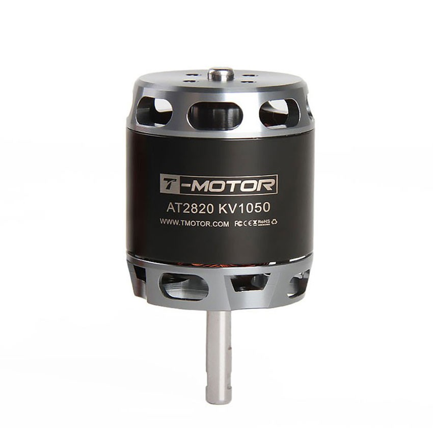 T-<font><b>Motor</b></font> Drone Brushless <font><b>Motor</b></font> AT2820 880KV/1050KV/1250KV 3-<font><b>4S</b></font> Long Shaft For Fixed Wing Spray Drone image