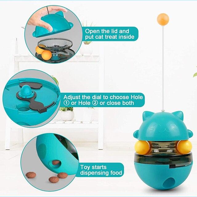 Fun Tumbler Kitten Toy 5