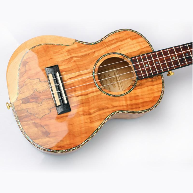 Alston 26inch Tenor Ukulele Plywood Maple Ukulele Musical Instruments String Ukelele