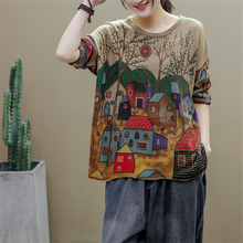 Pullover Sweater Women 2020 Spring Autumn Fashion New Person