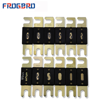 FROGBRO 5PCS Car Fuses 60A 80A 100A 120A 130A 180A 200A 250A 400A AFS Mixed Large Blade ANL Fuse Various Specifications Fuse image