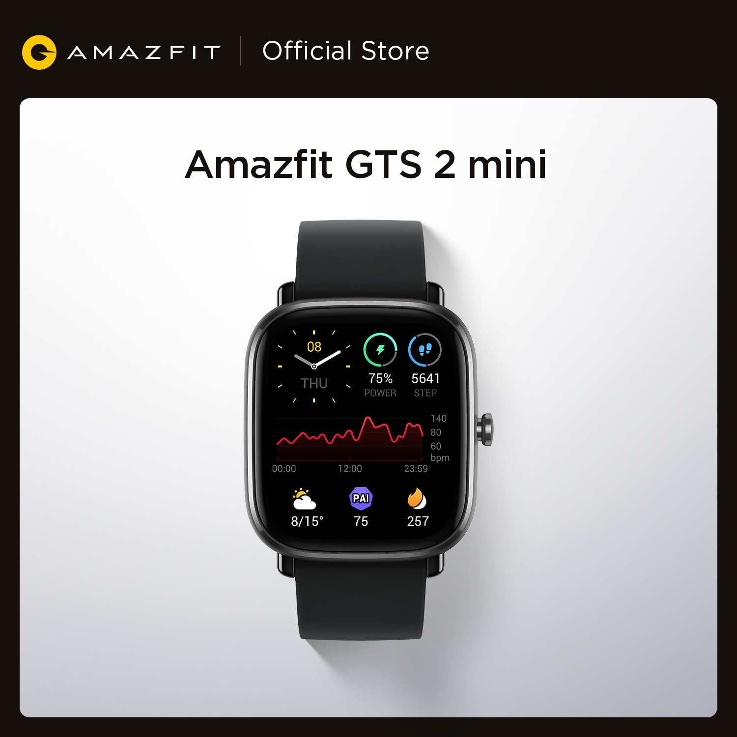 Global Version Amazfit GTS 2 Mini GPS Smartwatch AMOLED Display 70 Sports Modes Sleep Monitoring SmartWatch For Android For iOS|Smart Watches| - AliExpress