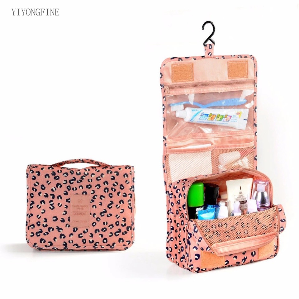 Men And Women Makeup Travel Bags Bathroom Washing Classification Hanging Bag Toiletries Bag Packing Cube Travel Accessories