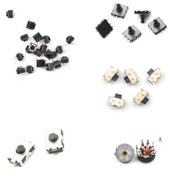 5 10 20 sztuk przełączniki Assorted Micro Push Button przełączniki taktowe Reset Mini przełącznik liści SMD DIP 2*4 3*6 4*4 6*6 diy kit tanie i dobre opinie CN (pochodzenie) Z tworzywa sztucznego None SMD Tact Switch Przełącznik Wciskany