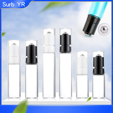 10ml 15ml 20ml Controllable Liquid Volume Roll On Bottle Essential Oil Bottle Roller Metal