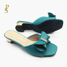 Slippers with bows for Ladies summer slippers good quality slippers for women