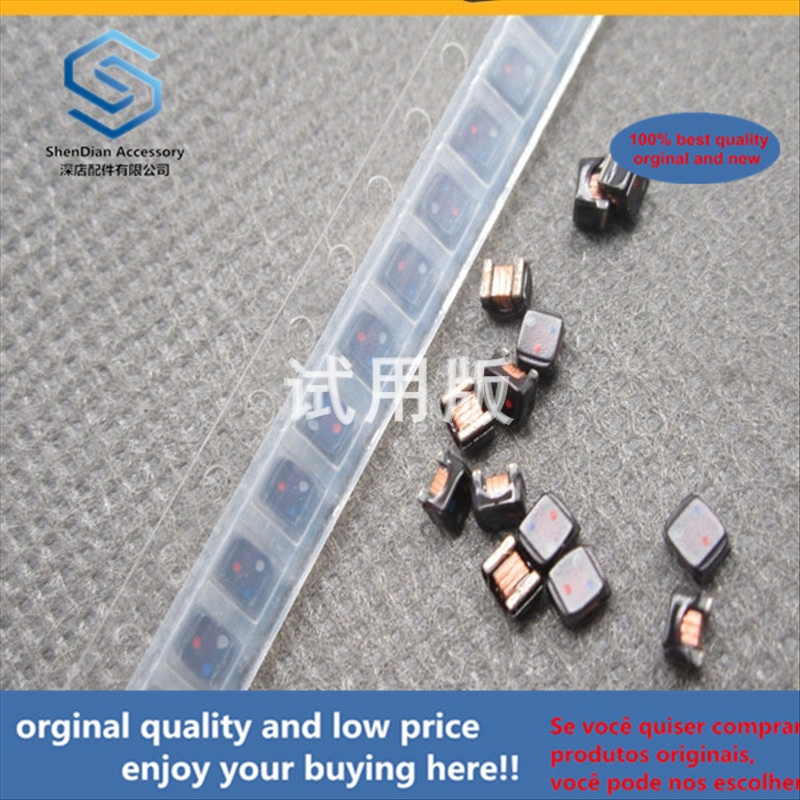 50pcs 100% Orginal New Best Quality Wire Wound Inductor 1008CS-682XGLC 2520 6.8UH 0.2A SMD High Frequency Ceramic Inductor