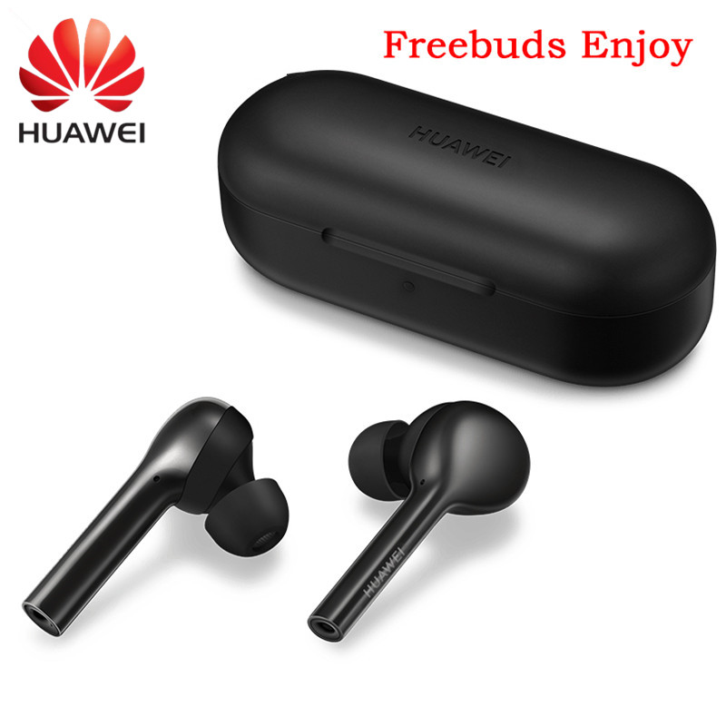 Original Huawei FreeBuds Lite TWS Wireless Bluetooth Earphone In ear 12 Hours Double Click with Charging