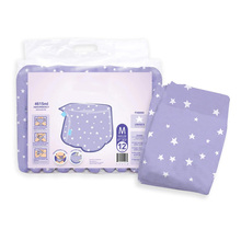 Underwear Diapers ABDL Adult Baby Disposable 3-Pieces Incontinence 5000ml