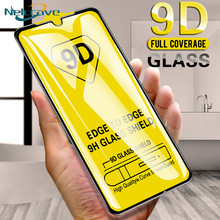 1000 Pieces Full Coverage 9D Tempered Glass For Xiaomi A3 Lite Mi A2 A1 5X 6X Mi7 Play Note 3 Pocophone F1 F2 Screen Protector(China)