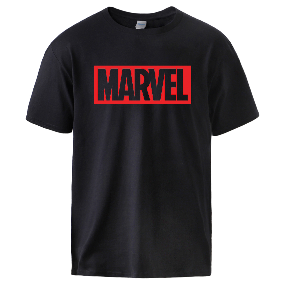 The Avengers Marvel Tshirts Man High Quality Cotton Tee Summer Casual T Shirt 2020 Man Brand Loose Fit Sporswear Fashion T Shirt