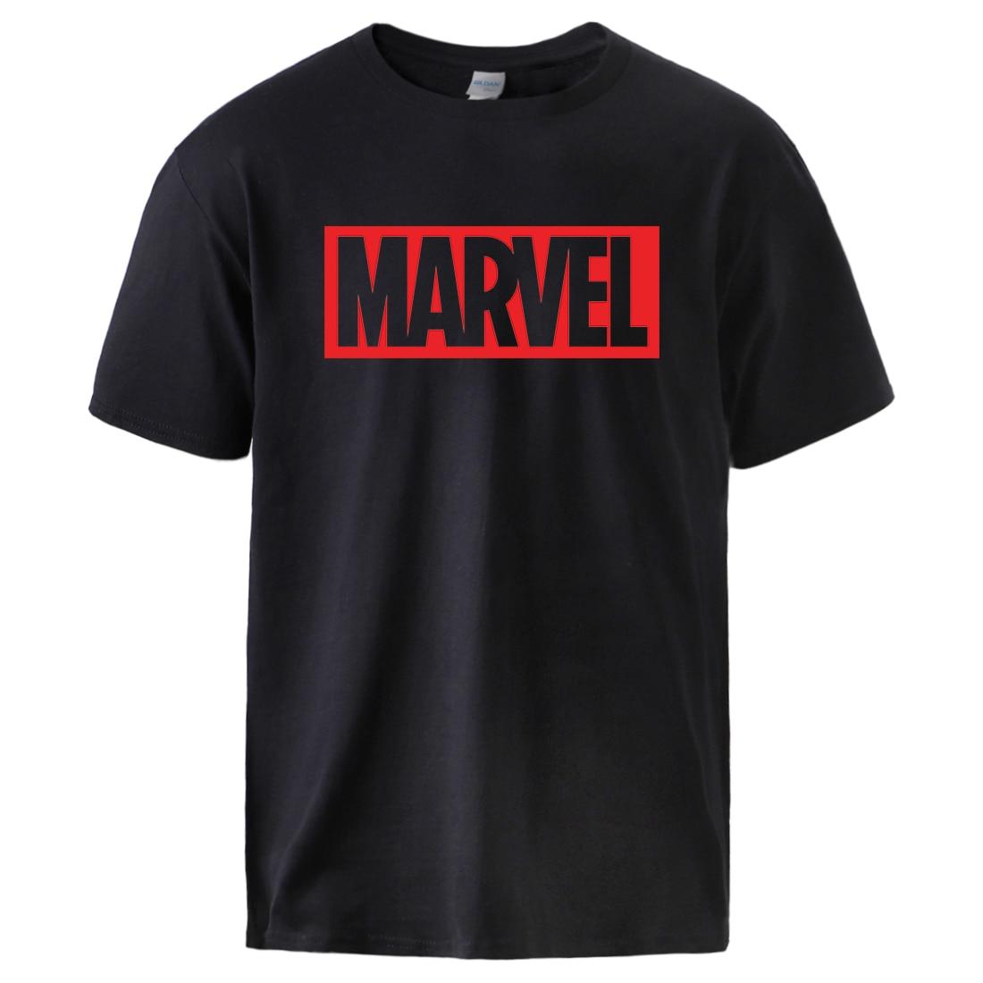 The Avengers Marvel Tshirts Man High Quality Cotton Tee Summer Casual T Shirt 2020 Man Brand Loose Fit Sporswear Fashion T Shirt