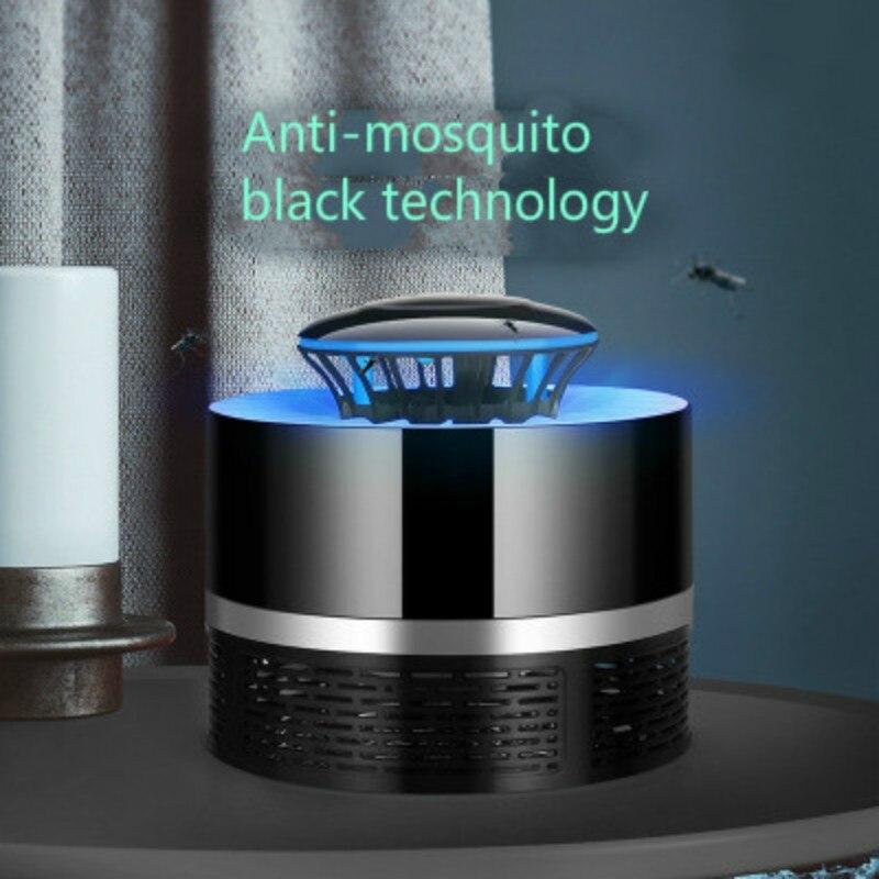 Электрический москитная убийца интерфейс USB анти Комаров комар насекомое ловушка убийца москита светильник бытовой борьбы с насекомыми-вредителями москитная ловушка