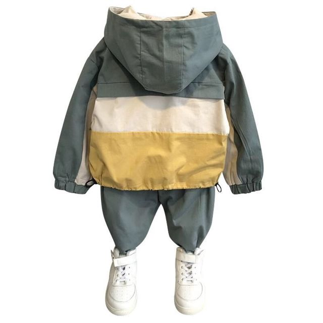 Conjunto deportivo para niños, ropa informal 3