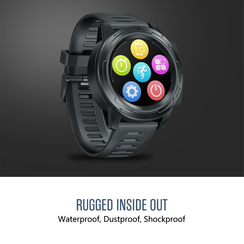 lowest price New 2020 Strap for Amazfit T rex T-rex Smartwatch Contrl Music 5ATM Smart Watch GPS GLONASS 20days battry life MIL-STD