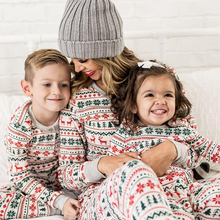 Outfit Nightwear Christmas-Pajamas Matching Daughter Baby Family Mom And Kid Set Moose