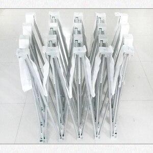 Image 4 - High GradePortable Aluminium Alloy Flower Folding Stand Wedding Backdrop   Stand Advertising Rainproof  Display Signature  Wall