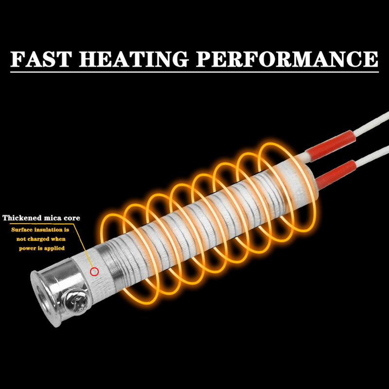 1PC 80W Soldering Iron Core Heating Element Replacement Welding Tool