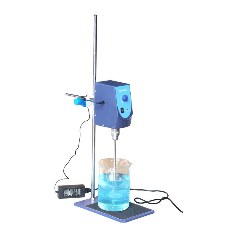 SH-II-6 High Quality Laboratory Electromagnetic Stirrer Laboratory Overhead Stirrer 110V / 220v