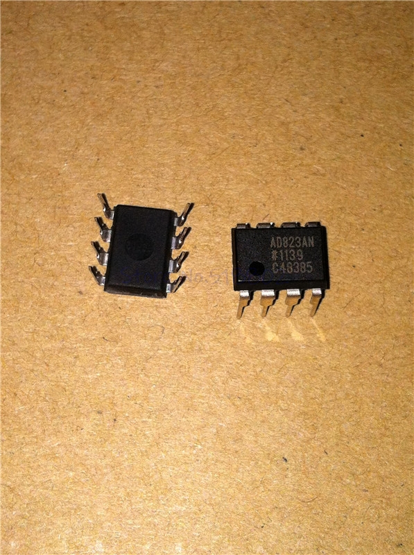 1pcs/lot AD823ANZ AD823AN AD823 DIP-8 In Stock