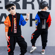 цена на Boys Clothing Sets Kids Clothes Children Clothing Boys Clothes Suits Costume For Kids Sport Suit Sports Suit For Boy 2019